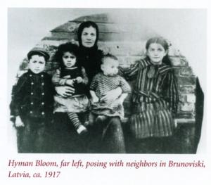 1917 Hyman at 4