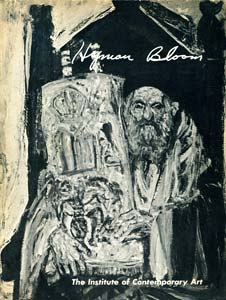 Hyman Bloom 1954 Retrospective